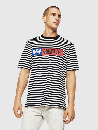 Diesel - T-VIKTOR,  - T-Shirts - Image 1