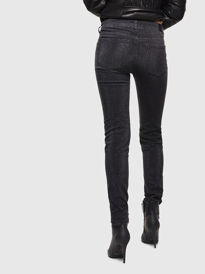 Diesel - D-Ollies JoggJeans 0093H, Black/Dark grey - Jeans - Image 2