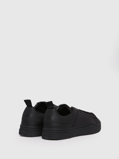 Diesel - S-CLEVER LOW, Black - Sneakers - Image 3