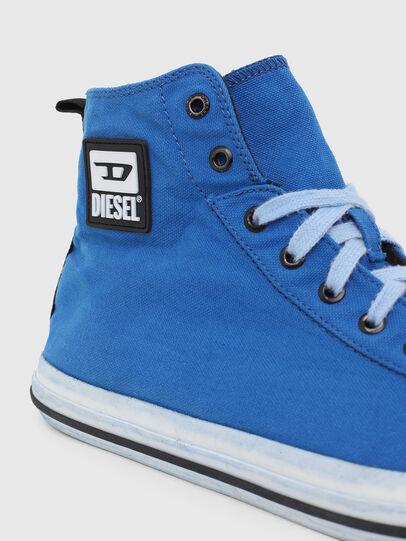 Diesel - S-ASTICO MID CUT, Blue - Sneakers - Image 4