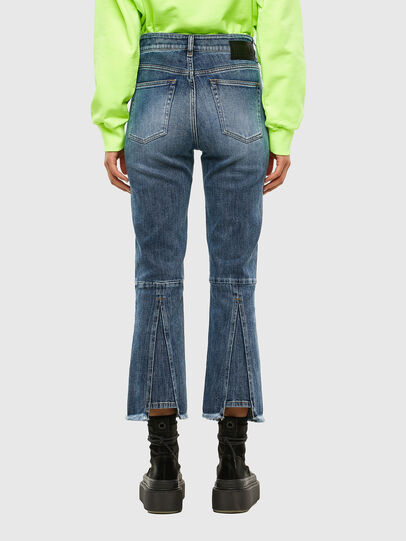 Diesel - D-Earlie 0098W, Medium blue - Jeans - Image 2