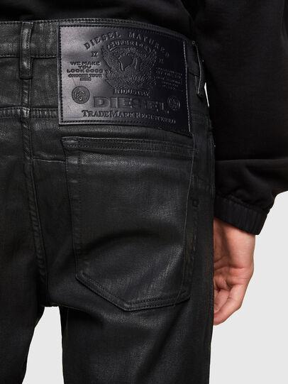 Diesel - D-Amny 009RA, Black/Dark grey - Jeans - Image 4