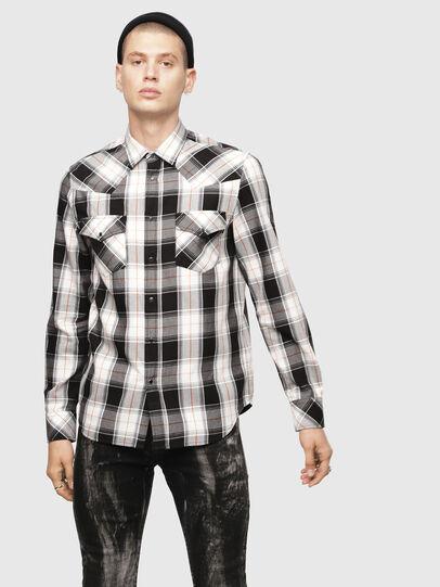 Diesel - S-EAST-LONG-E,  - Shirts - Image 1