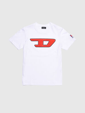 TJUSTDIVISION-D, White - T-shirts and Tops