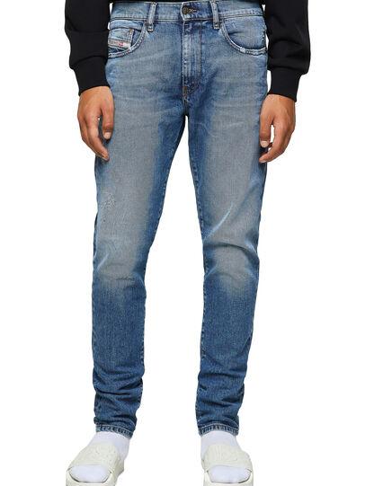 Diesel - D-Strukt Z9A19, Light Blue - Jeans - Image 1