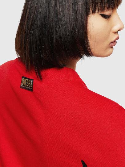Diesel - CL-M-TESS, Red - Knitwear - Image 4
