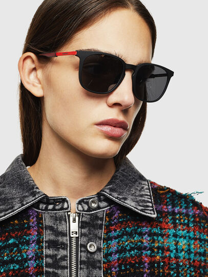 Diesel - DL0311, Black - Sunglasses - Image 6