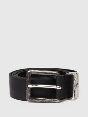 B-GUARANTEE, Black - Belts
