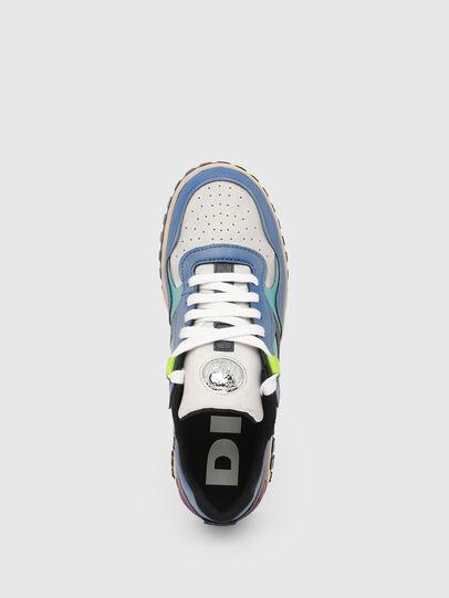 Diesel - S-RUA LOW SK, Blue - Sneakers - Image 5
