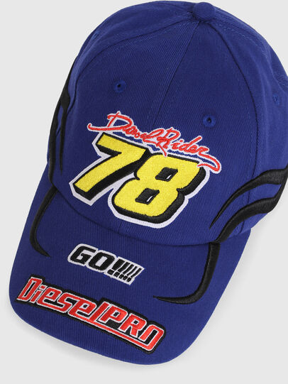 Diesel - C-GIO, Blue - Caps - Image 3