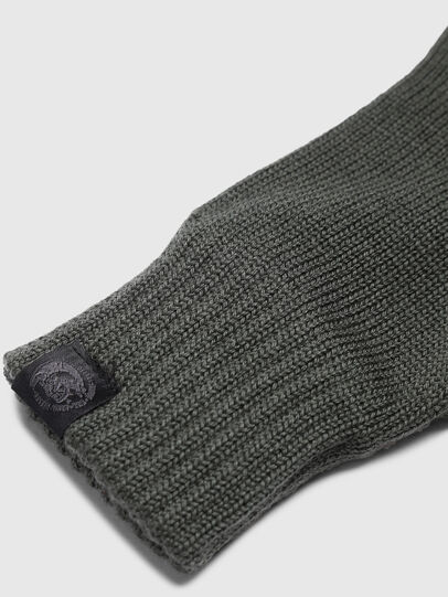 Diesel - K-TAB-B, Dark Green - Gloves - Image 2