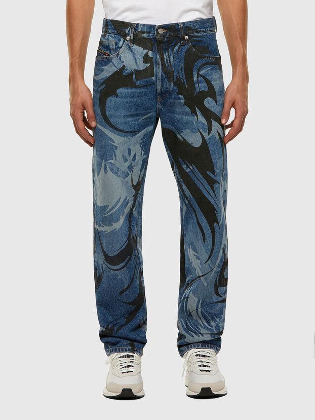D-Macs 0079I, Medium blue - Jeans