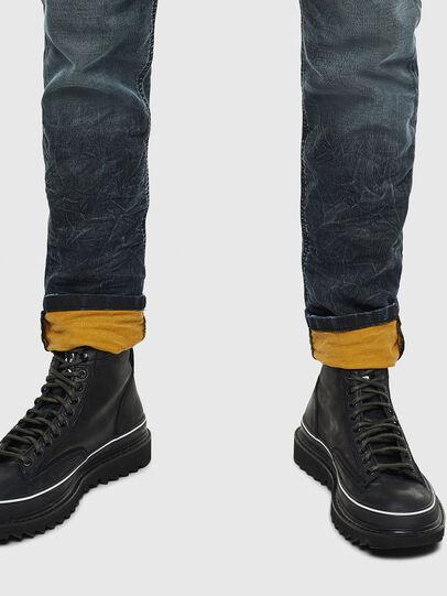Diesel - Krooley JoggJeans 069MD, Dark Blue - Jeans - Image 5