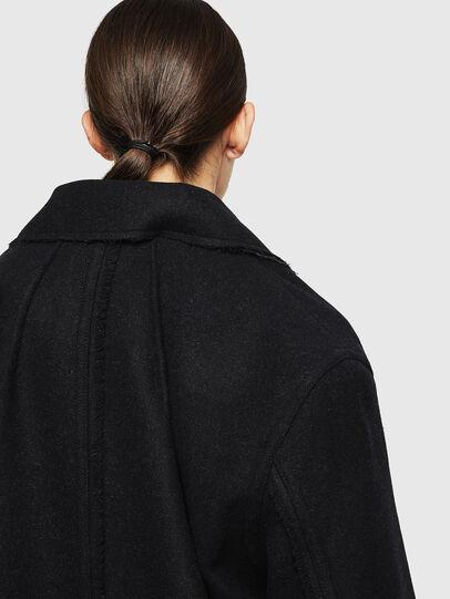 Diesel - W-MALIN, Black - Winter Jackets - Image 5