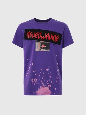 T-AIRO, Violet - T-Shirts