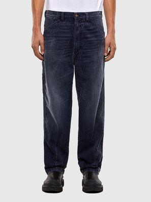 D-Franky 009IY, Dark Blue - Jeans
