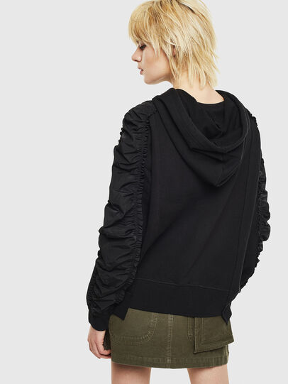 Diesel - F-ALLS, Black - Sweaters - Image 2