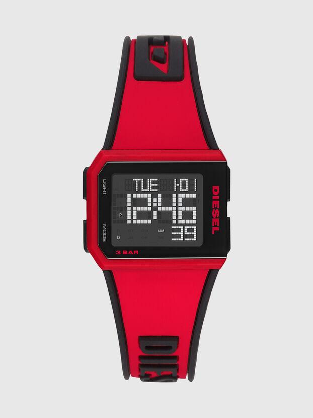 DZ1923, Red/Black - Timeframes