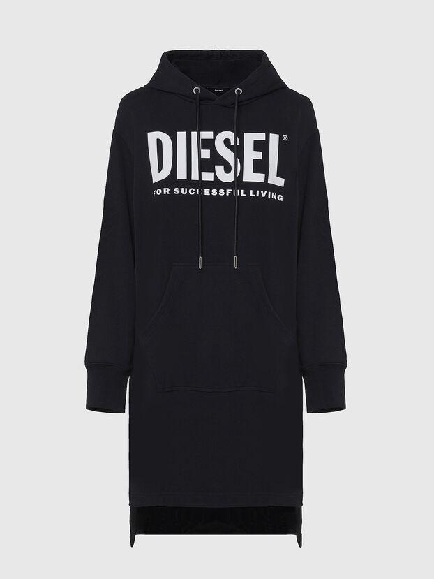 D-ILSE-T, Black - Dresses