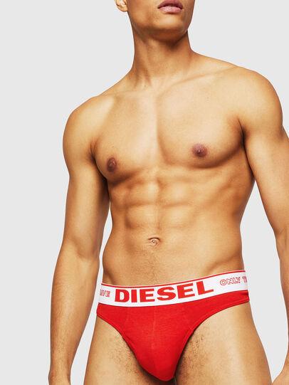 Diesel - UMBR-STRING, Red - Briefs - Image 3