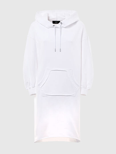 Diesel - D-ILSE-TWIST-RAW-COP, White - Dresses - Image 5