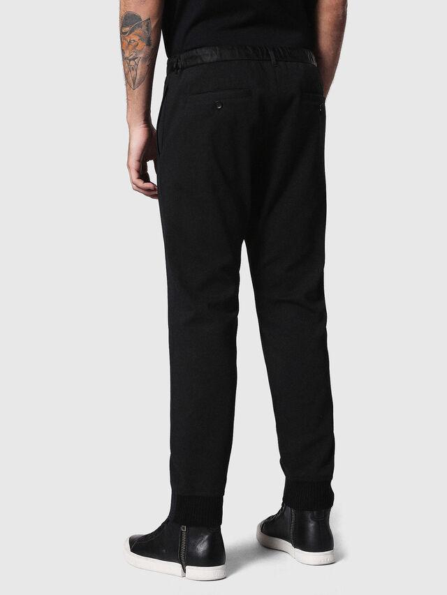 Diesel - P-HONNYER, Black - Pants - Image 2