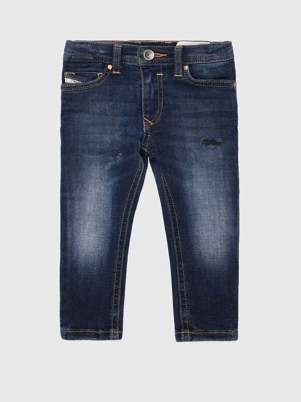 SLEENKER-B-N, Medium blue - Jeans