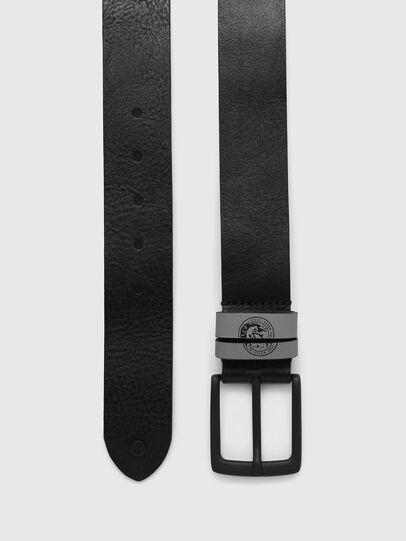 Diesel - B-HERI, Black - Belts - Image 4