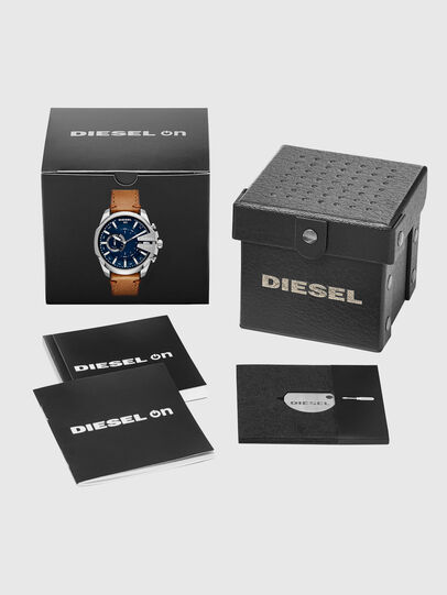 Diesel - DT1009, Brown - Smartwatches - Image 4