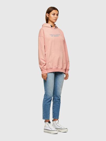 Diesel - S-UMMEREL-N73, Pink - Sweaters - Image 8