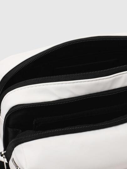 Diesel - FARAH II, White - Crossbody Bags - Image 5
