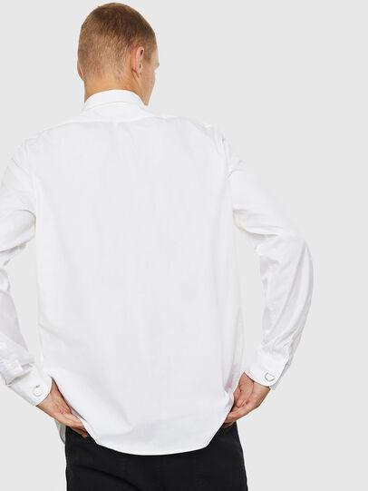 Diesel - S-AUDREY, White - Shirts - Image 2