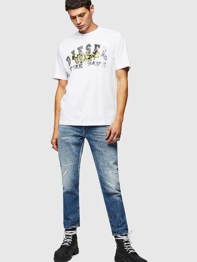 Diesel - T-JUST-B25,  - T-Shirts - Image 5