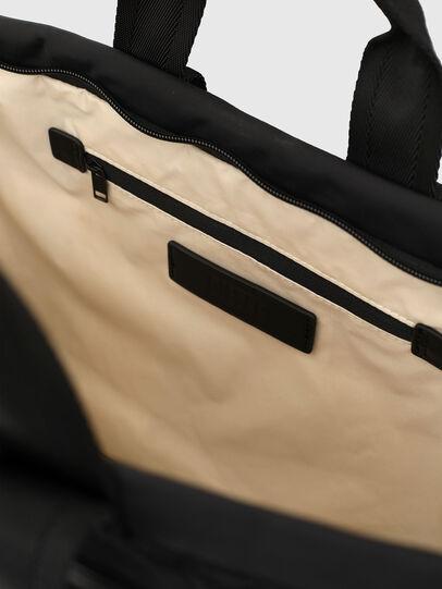 Diesel - SHOPPYE, Black - Shopping and Shoulder Bags - Image 4