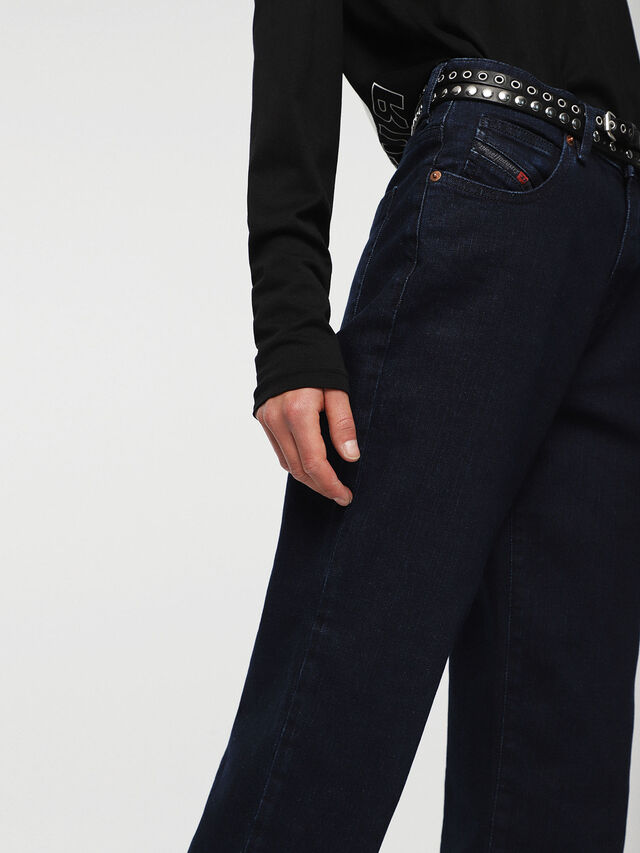 Diesel Niclah 084CG, Dark Blue - Jeans - Image 4