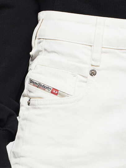 Diesel - Fayza 009AY, White - Jeans - Image 3