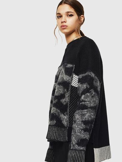 Diesel - M-POST,  - Knitwear - Image 6