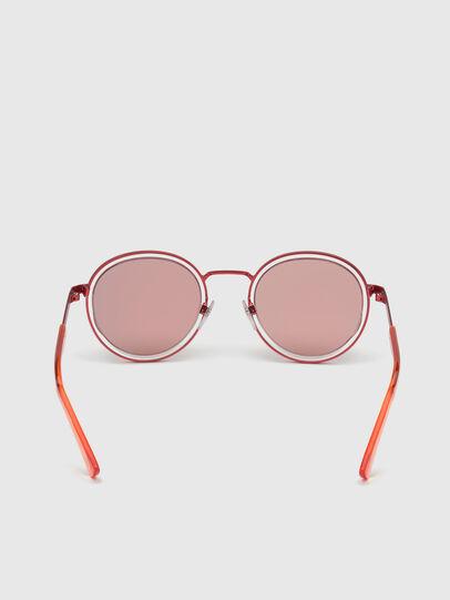 Diesel - DL0321, Pink - Sunglasses - Image 4