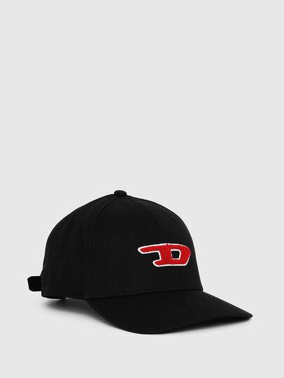 Diesel - C-DIGRA, Black - Caps - Image 1