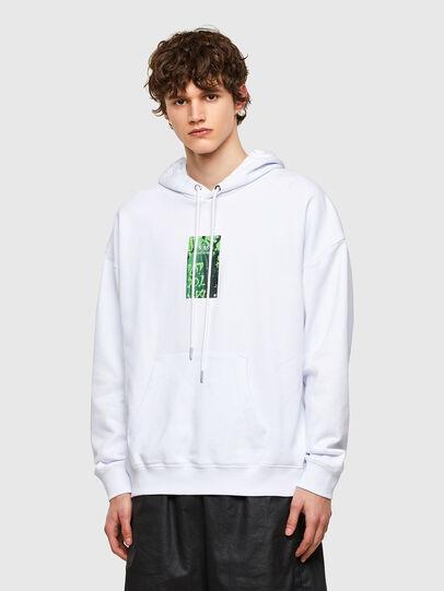 Diesel - S-UMMER-E1, White - Sweaters - Image 1