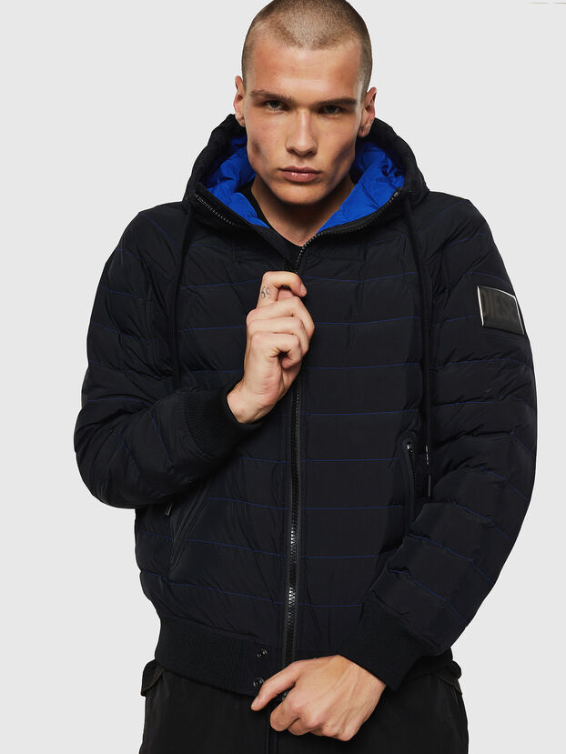 W-OBLOSKY, Black - Winter Jackets