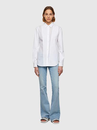 Diesel - C-VOILE, White - Shirts - Image 5