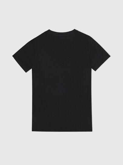 Diesel - UFTEE-SILY-INT, Black - T-Shirts - Image 2