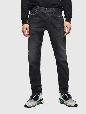 Larkee-Beex 082AS, Black/Dark grey - Jeans