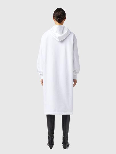 Diesel - D-ILSE-ECOSMALLOGO, White - Dresses - Image 2