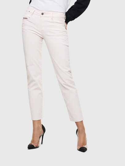 Diesel - D-Rifty 069MS, White - Jeans - Image 1