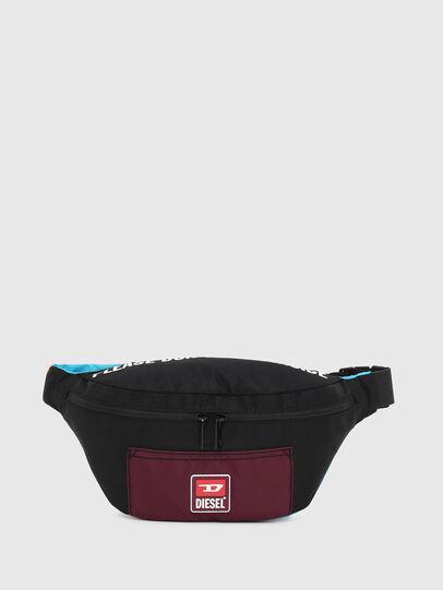 Diesel - F-SUSE BELTBG, Multicolor/Black - Backpacks - Image 1