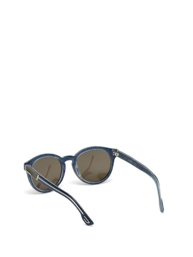 Diesel - DM0199, Green - Sunglasses - Image 2