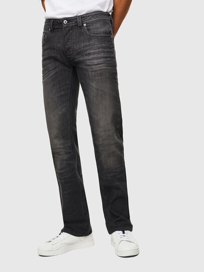 Diesel - Larkee C82AT, Black/Dark grey - Jeans - Image 1