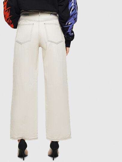 Diesel - Widee 009BD, White - Jeans - Image 2